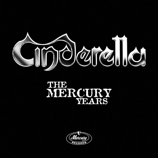 Cinderella: 2018 The Mercury Years - 5CD Box Set Caroline Records