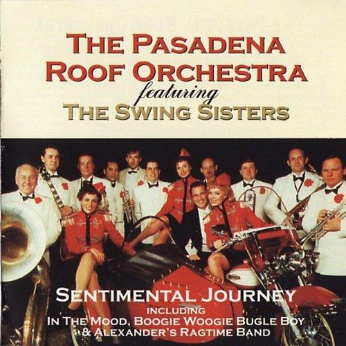 Pasadena Roof Orchestra - Sentimental Journey (1993)