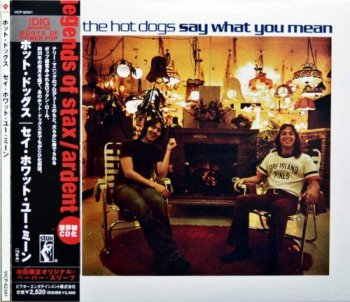 The Hot Dogs - Say What You Mean (1973)