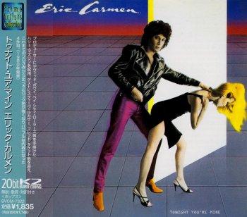 Eric Carmen - Tonight You're Mine (1980)