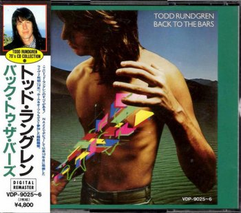 Todd Rundgren - Back to the Bars [2CD Japanese Remastered Edition] (1978/1988)