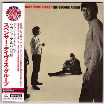 The Spencer Davis Group - The Second Album (1966)