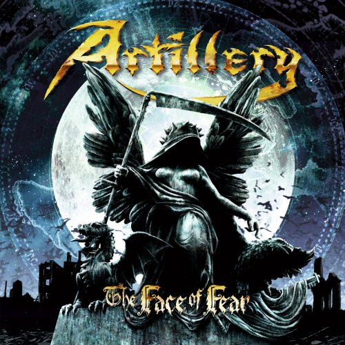 Artillery - The Face Of Fear [Special Edition] (2018)