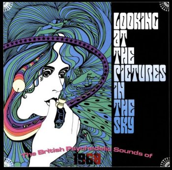 VA - Looking at the Pictures in the Sky: The British Psychedelic Sounds of 1968 [3CD Box Set] (2017)
