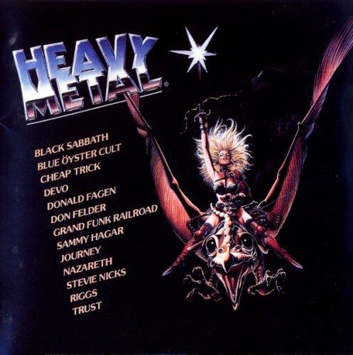 VA - Heavy Metal (Soundtrack) 1981