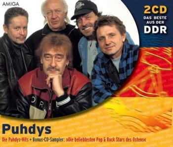 Puhdys - Die Puhdys Hits + Bonus CD (2007)