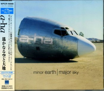 A-HA - Minor Earth Major Sky (2000 Japan)