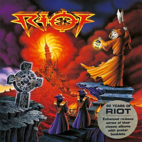Riot - Sons Of Society (1999) [2017]