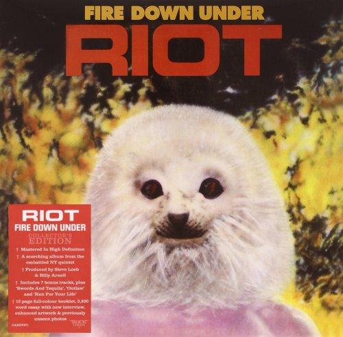 Riot - Fire Down Under (1981) [2018]