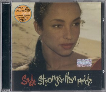 Sade - Stronger Than Pride (1988)