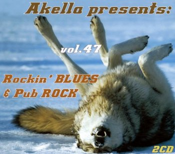VA - Akella Presents: Rockin' Blues - Vol.47 (2013)