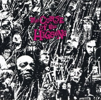The Higsons - The Curse of The Higsons [3CD] (1984/2013)