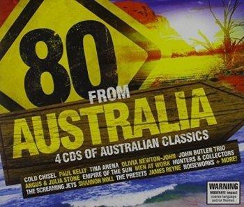 VA - 80 From Australia [4CD Box Set] (2014)