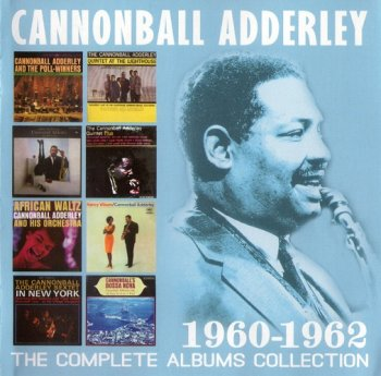 Cannonball Adderley - The Complete Albums Collection 1960-1962 (4CD, 2016)