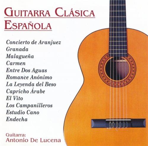 Antonio De Lucena - Guitarra Clasica Espanola (1995)