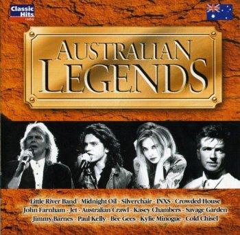 VA - Australian Legends [2CD] (2004)