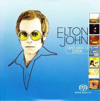 Elton John -  SACD Collection (7 Albums) [2004 Remaster]