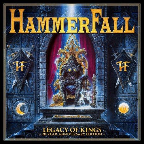 HammerFall - Legacy Of Kings: 20-Year Anniversary Edition [2CD] (1998) [2018]