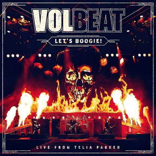Volbeat - Let's Boogie!: Live From Telia Parken [2CD] (2018)
