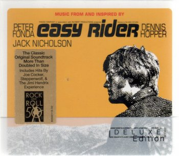 VA - Easy Rider - Music From The Soundtrack [2CD Deluxe Edition] (1969/2004)