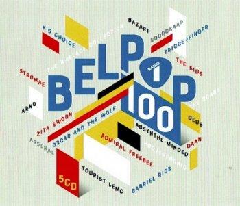 VA - Radio 1 - Belpop 100 [5CD Set] (2017)