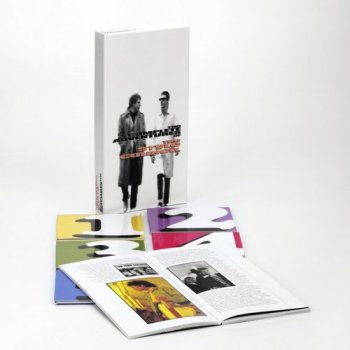 The Style Council - The Complete Adventures of The Style Council [5CD Remastered Box Set] (1998)