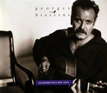 Georges Brassens - J'Ai Rendez-Vous Avec Vous - Integrale Edition 91 [12CD Box Set] (1991)