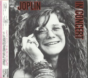 Janis Joplin - In Concert (1968-70) (Limited Edition, Japan Remastered, 2008)