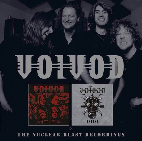 Voivod - The Nuclear Blast Recordings: Katorz + Infini (2018)