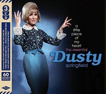 Dusty Springfield -  A Little Piece Of My Heart: The Essential Dusty Springfield [3CD Set] (2016)