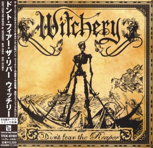 Witchery - Don't Fear The Reaper (2006) [Japan Press]