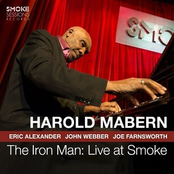 Harold Mabern - The Iron Man: Live at Smoke (2018)
