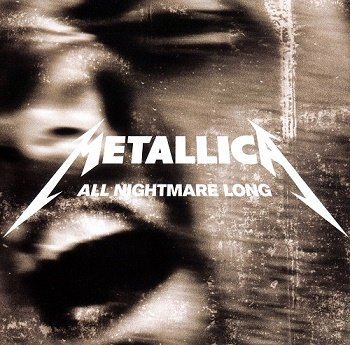 Metallica - All Nightmare Long (Limited Edition) (2008)