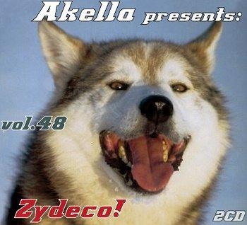 VA - Akella Presents: Zydeco! - Vol.48 (2013)