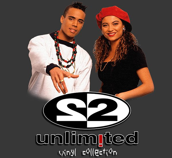 2 UNLIMITED ?Vinyl Collection? (3 x LP Byte Limited ? 1992-1993)