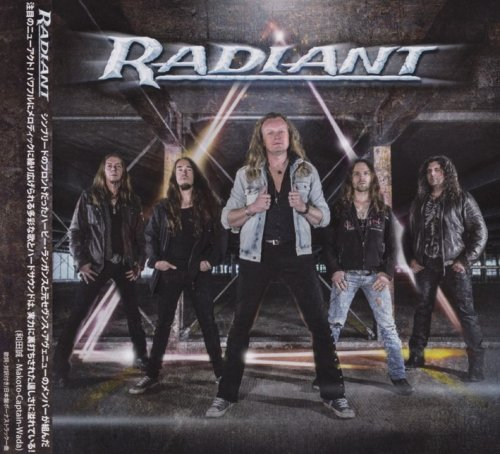Radiant - Radiant [Japanese Edition] (2018)