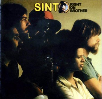 Sinto - Right On Brother (1972) [Reissue] (1995)