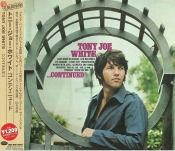 Tony Joe White - ...Continued 1969 [Japan Remastered 2013]