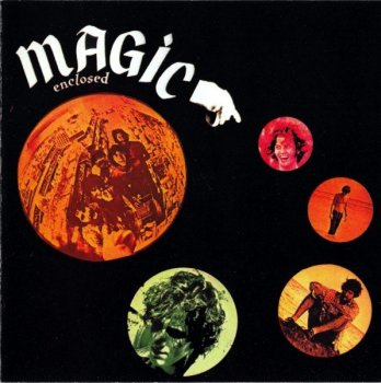 Magic - Enclosed (1969) [Remastered] [1998]