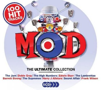 VA - Ultimate Mod [5CD Box Set] (2018)