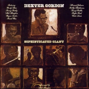 Dexter Gordon - Sophisticated Giant (1977) (Remastered, 1997)
