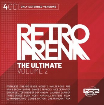 VA - The Ultimate Retro Arena Volume 2 [4CD Set] (2018)