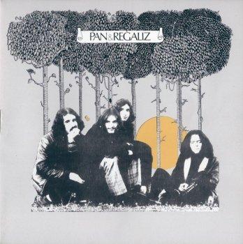 Pan & Regaliz - Pan & Regaliz (1971) (Remastered, 2003)