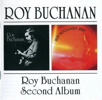 Roy Buchanan - Roy Buchanan / Second Album  (1972-73) (Remastered, 2002)