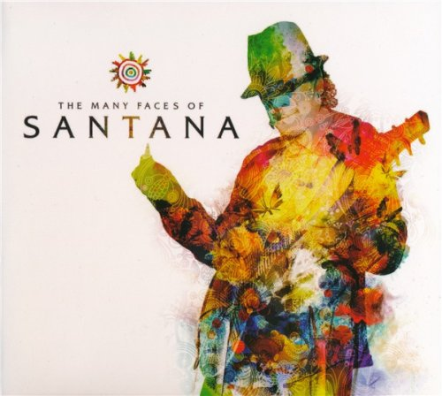 VA - The Many Faces Of Santana - A Journey Through The Inner World Of Santana (3CD 2017)