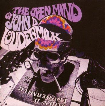John D. Loudermilk - The Open Mind Of John D. Loudermilk (1961-68)(2006)