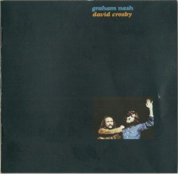 Graham Nash / David Crosby - Graham Nash / David Crosby (1972) (Reissue, 2008)