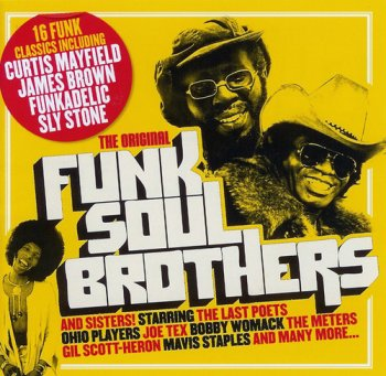 VA - The Original Funk Soul Brothers And Sisters! (2005)