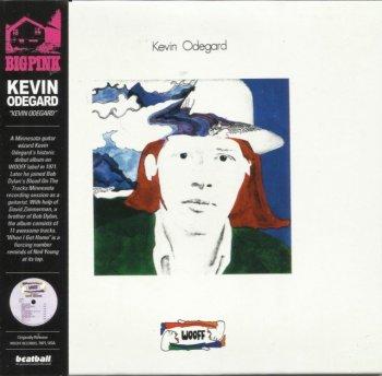 Kevin Odegard - Kevin Odegard (1971) (Korean remaster, 2008)