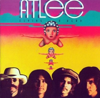 Atlee - Flying Ahead (1970) [Remastered] (2007)